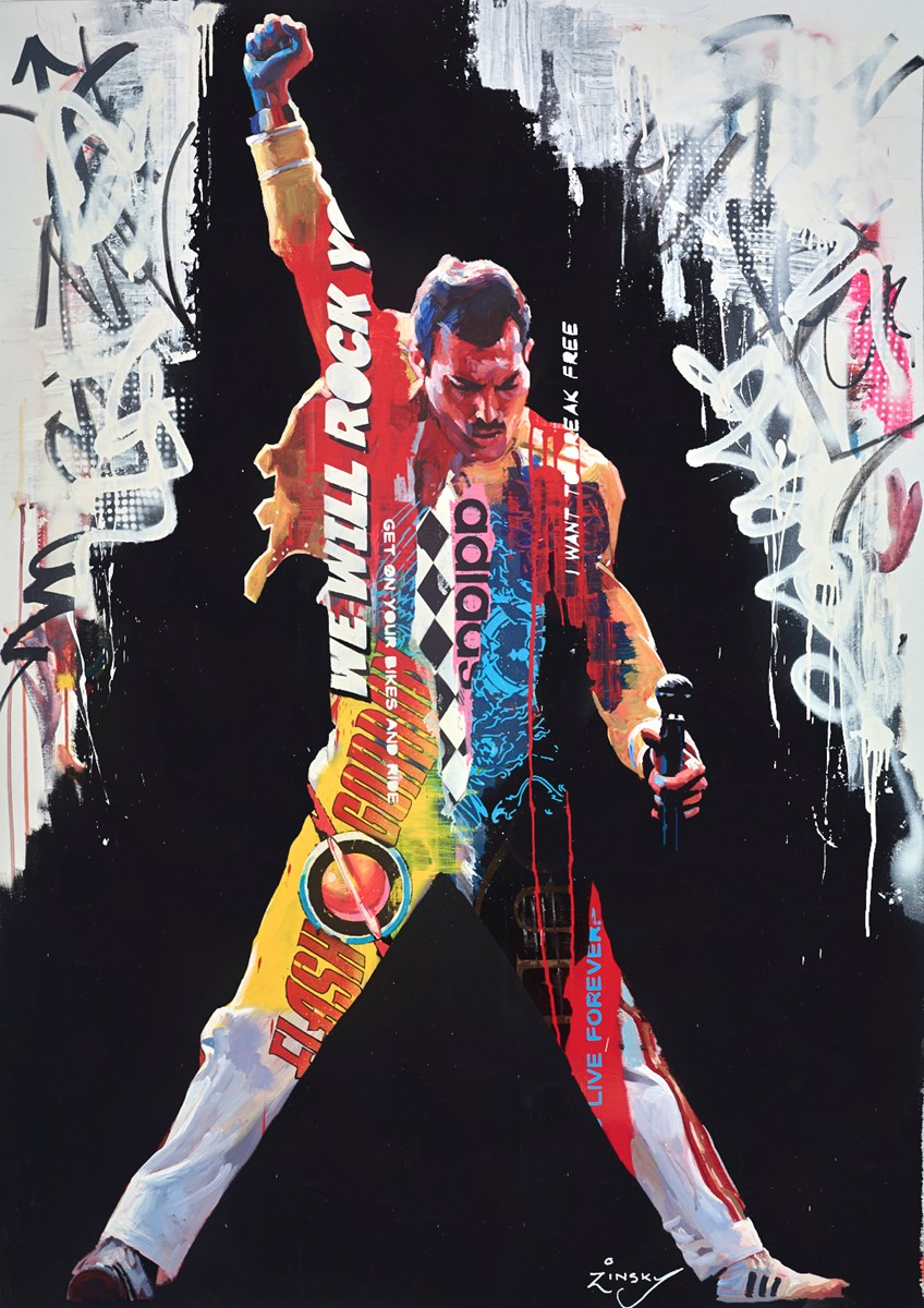 Freddie Mercury II